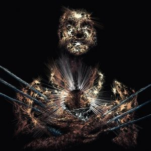 Abstractified Wolverine