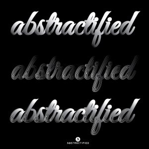 Abstractified Typography