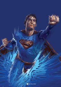Abstractified Superman
