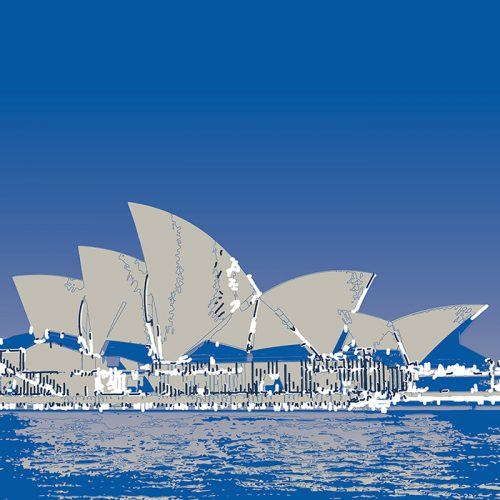 Abstractified Sydney