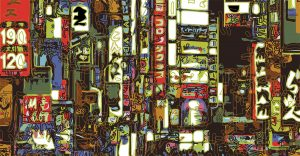Abstractified Tokyo