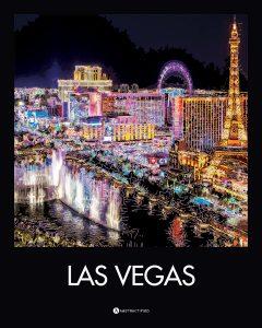 Abstractified Las Vegas